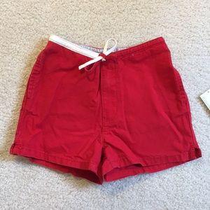 NWT Tommy Hilfiger classic shorts